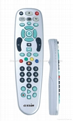 G.Star JX-8091 Multipurpose Remotew Control 4in1 With IR