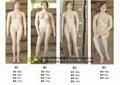 胖體孕婦展示模特道具