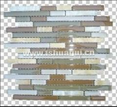 Backplash Glass Mosaic Tile