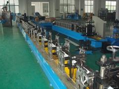 PU rolling shutter proudction line