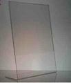 8'' x 10''  Acrylic Slant Display