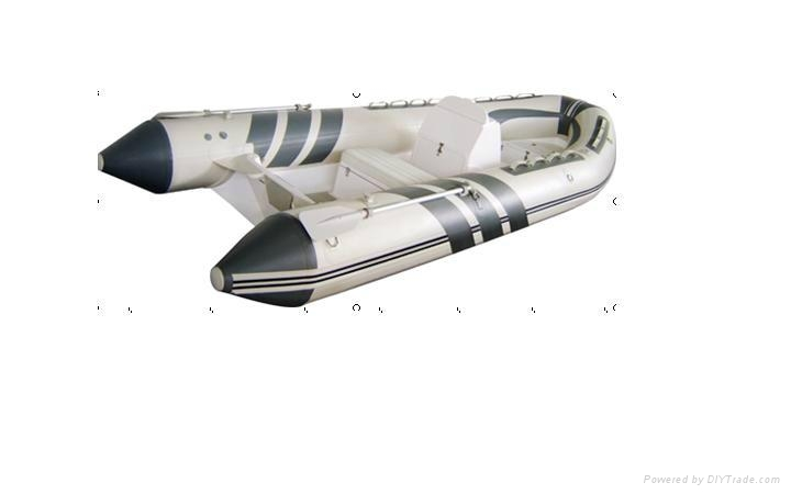 Fiberglass FRP inflatable boat  3
