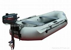 充氣釣魚艇