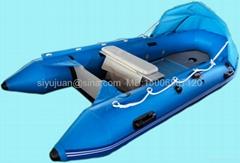 充气运动艇