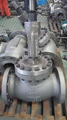 Globe valves 12in 300LB RF flange end