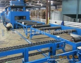 環氧塗層鋼觔生產線 1