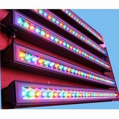LED RGB Wall Washer Light with DMX control