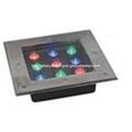 Waterproof LED Underground Light 9x1W