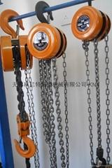 hand chain block