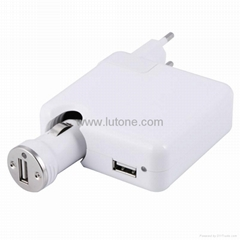 Universal USB Charger for iPad, iPhone, Samsung, with 5V 2A - TC01A0