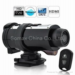 HD 720P Action Camera Sport DV with Remote Control