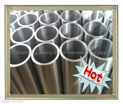 A213 hot rolled alloy steel pipe for structure/fluid/boiler