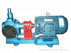 KCG-18高温齿轮泵