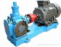 YCB-25/0.6圆弧齿轮泵