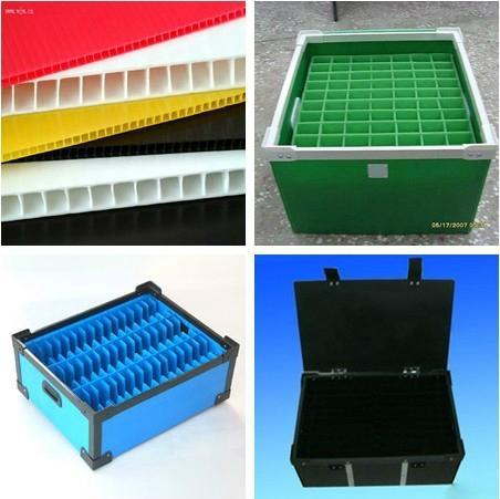 Pp Hollow Board Packing Box Qc2015 Qichang China