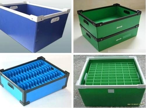 Pp Hollow Board Plastic Box Qc2017 Qichang China