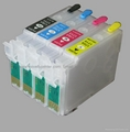Refillable cartridge for Epson XP103/203/207/306/406/33 (Hot Product - 1*)