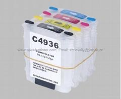 Refillable cartridge for HP K550/5300/5400 etc