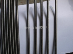 牙條 全牙螺杆 絲杆 M8-M46 1米-3米 德標 碳鋼Q235 電鍍鋅