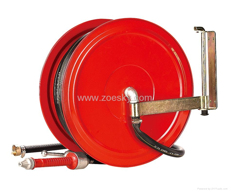 CE EN fire hose,fire hose reels,fire fighting hose reels 1