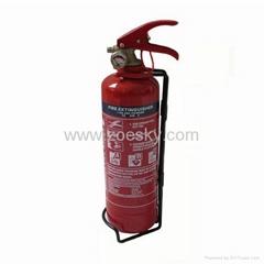 1kg,2kg car CE extinguisher,auto extinguisher,vehicle fire extinguisher