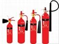 CE EN3 CO2 fire extinguisher,carbon