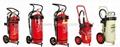 25kg CO2 trolley extinguisher,45kg