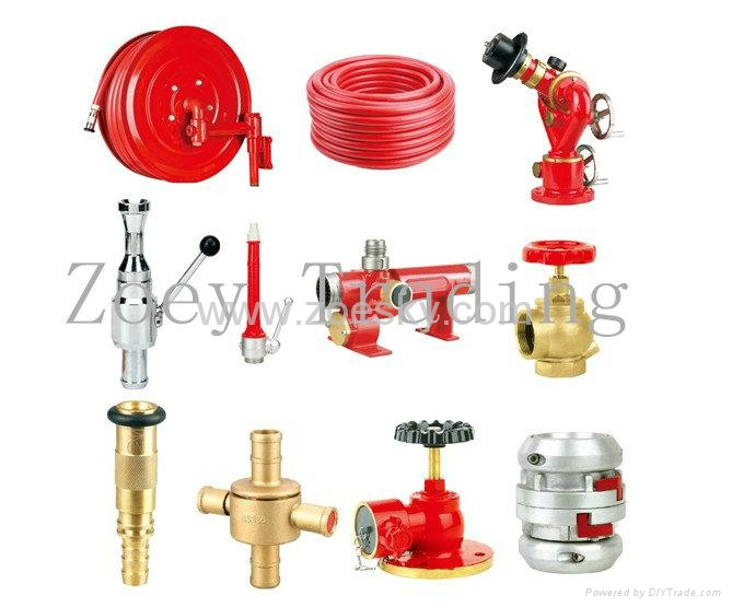 fire monitor fire nozzle for fire fighting hose 3