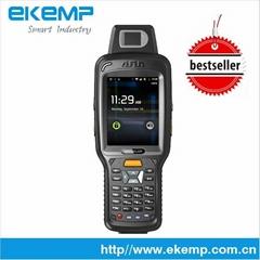 Biometric Handheld Mobile Computer