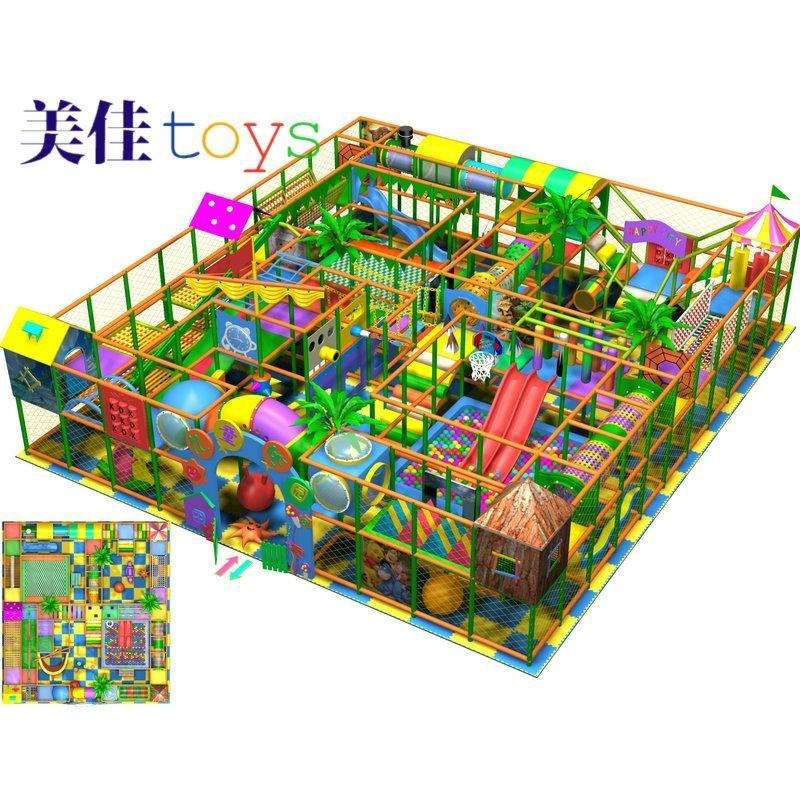 儿童室內淘氣堡樂園 1