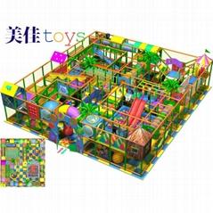 儿童室內淘氣堡樂園