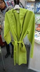 Mircofiber bathrobe