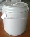 1 Gallon Plastic Cooler Box