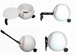 Plastic  Baseball Cooler Box