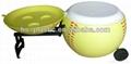 Plastic  Softball Cooler Box