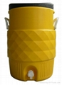 Big Plastic  beverage cooler box  1