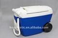 plastic  foldable cooler box