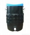 Big Plastic  beverage cooler box  2