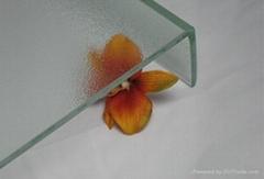 细花U型玻璃