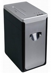 8 sheets micro cut paper shredder