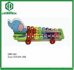 Wooden Xylophone/rainbow xylophone