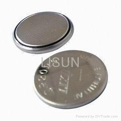Li-MnO2 coin cell battery CR2025