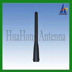 VHF146MHz two way radio antenna SMA-Male 1.8dBi