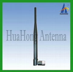 2.4G & 5.8G WiFi Rubber Duck Antenna