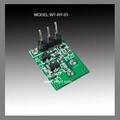 RF ASK Superheterodyne Wireless