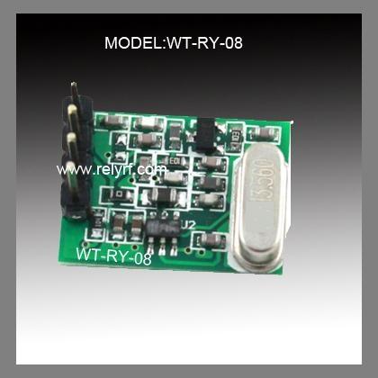 ASK radio transmitter module 1
