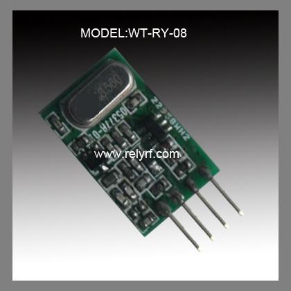 ASK radio transmitter module 2