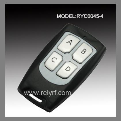 Smart Wireless Gate Remote Control Codes  1