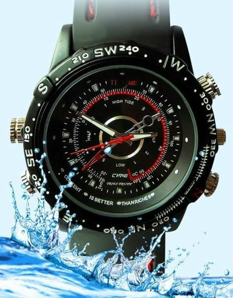 4GB wireless watch camera hidden camera 1