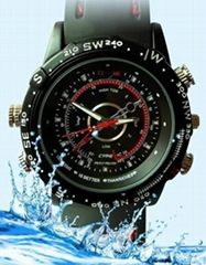 4GB wireless watch camer